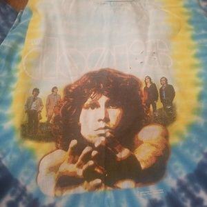 Rare. the doors tie dye. Waiting for the sun. Xl